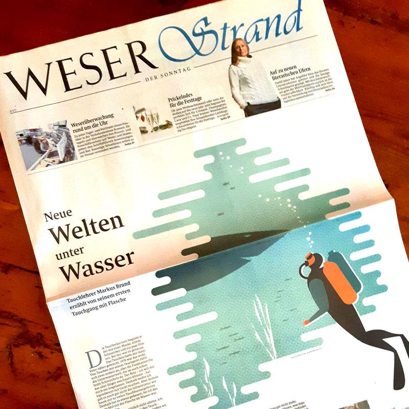 KUNDE: Weser Kurier © juanpalacio.com